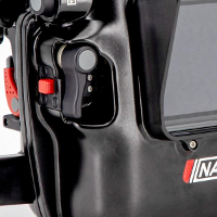 Nauticam NA-BMPCCII Housing Locking Latches