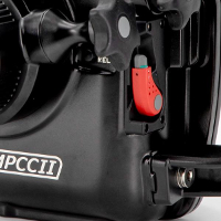 Nauticam NA-BMPCCII Patented Port Locking System