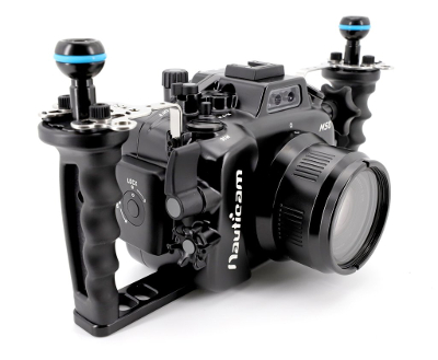 Nauticam NA-EOSM50 Housing for Canon EOS M50 Camera