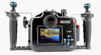 Nauticam NA-EOSM50 for Canon EOS M50 Camera