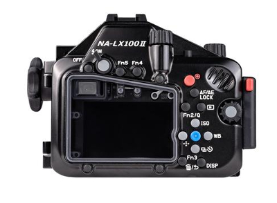 NA-LX100II Housing for Panasonic Lumix DMC-LX100 II Camera
