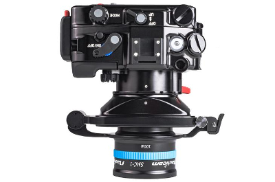 NA-RX100VI Standard Port with M67 Flip Diopter Holder & SMC-1
