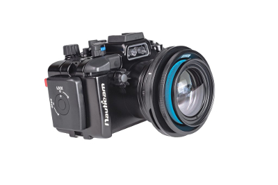 Nauticam NA-RX100VI N50 Short Port With Baynoet Mount with CMC-1